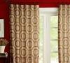 Jacquard curtain fabrics