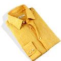2015 mais recente projeto mais recente estilo 100 de seda pura camisas para homens