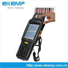 easy use handheld scanner PDA with fingerprint reader(X6)