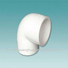 ASTM Standard pvc pipe elbow color blue