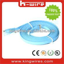 awg32 flat utp cat 5 lan cable