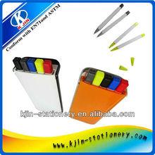 cheap promotional plastic metal advertising ball pen