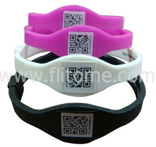 2013 hot sale factory price wholesale ScanLife negative ion band