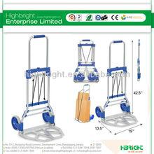 2013 HOT mini folding lightweight luggage carts