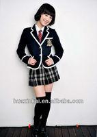 British Style New Design School Uniforms for senior high school
