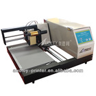 Pneumatic Auto Hot Foil Stamping Digital Print Machine For Leather,Plastic and Paper ADL-3050C