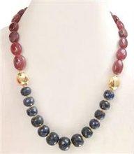 Handcrafted Ruby Gemstone Jewelry Brazil