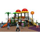 2013 play land playground roof park plastic slide pirate pleasure park for sale outdoor playground equipment amusement ride