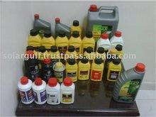 Custom Clear Color SAE Grade Dot3 Brake Fluid Oil