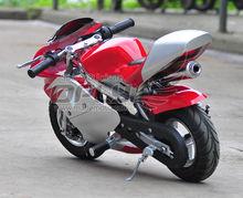 49cc Hot Selling Gasoline Pocket Bike big pocket bikes