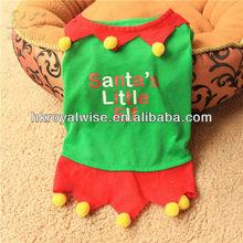 Custom Dog Xmas Clothes, Christmas Dog Costume for Dogs