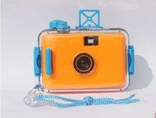 35mm Reusable underewater film LOMO camera waterproof camera