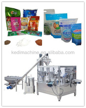 Automatic Pouch Protein Powder Packing Machine