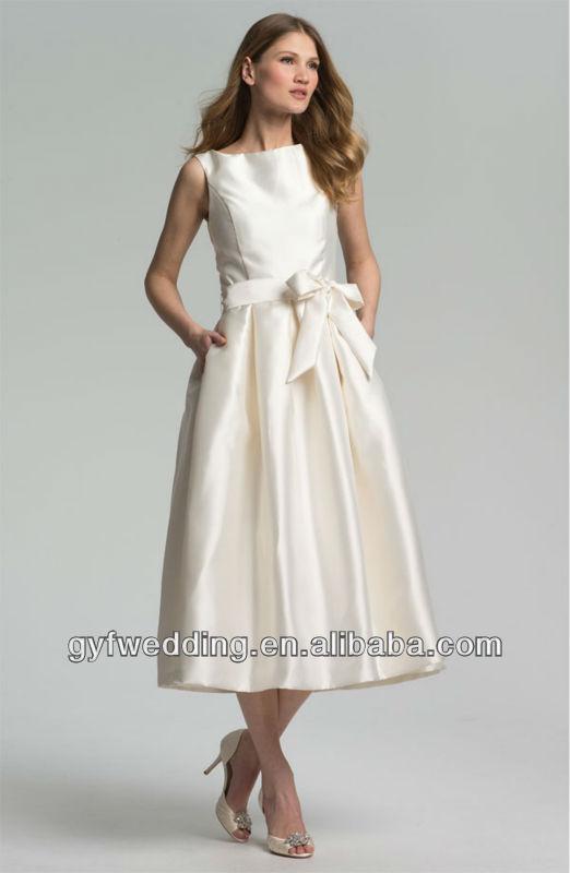 Short wedding dresses champagne color wedding dresses asian for Short champagne wedding dress