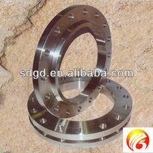 DIN86029 DN40 PN10 High Pressure Carbon Steel Slip On Pipe Flange