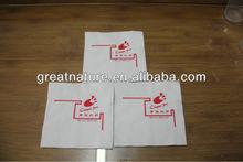 animal printed paper napkin