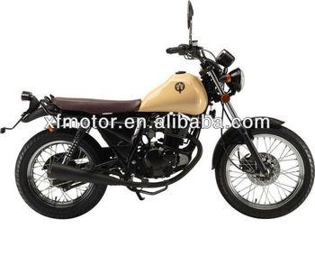 125cc EEC3 classic motorcycle