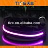 Fashionable Customized Glowing Reflective Light Up Dog Collar