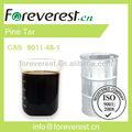 Pin Tar | peinture matières premières | cas 8011 - 48 - 1 - Foreverest