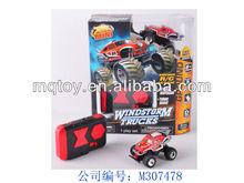 Newly mini rc car with light, mini r/c car ,toys