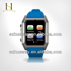 2013 new Fashion Smart Watch Phone with Phone Camera Smart Watch(HW-ADS360)