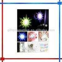 GP29 LED christmes flashing snowflake light