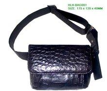 Alligator Leather Handbag For Women
