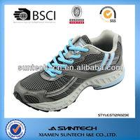 2013 high heel action sports shoe running shoe for men