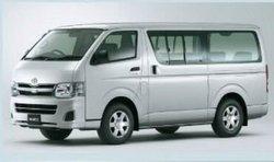 2012 Toyota Hiace 2.5 GL