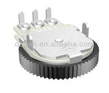 6mm Thumbwheel Driving high power potentiometer,DB06GP