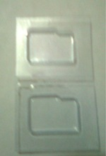 Micro SD Memory Card Blister Packaging
