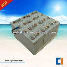 New Solar battery, E-Car Battery LIFEPO4 24v 200ah battery