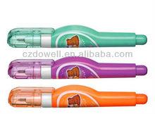 plastic 4ml correction pen