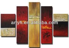 Newest Item Interior Wall Decor Oil Handmade Painting On Canvas
