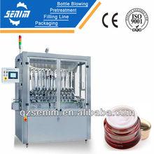 SM-LP Automatic facial massage cream filling machine