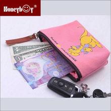 Coin purse key bag mobile phone bag