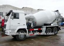 Euro truck/10 m3 -11 m3 HOWO Truck Mixer