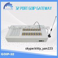 GSM VOIP TERMINAL GATEWAY,goip voip 32 port gateway,keyboard imei changing