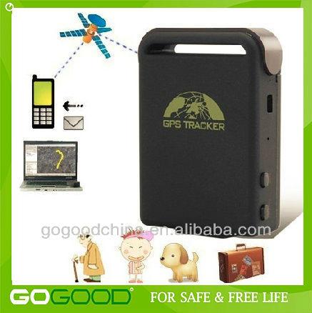 Power saving mini gps tracker for kids,pets TK102