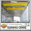 double girder electric hoist factory industry crane