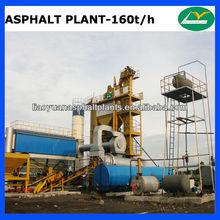 LB1500 Large Asphalt Mixing Equipment 120TPH