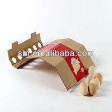 India tube holder egg box