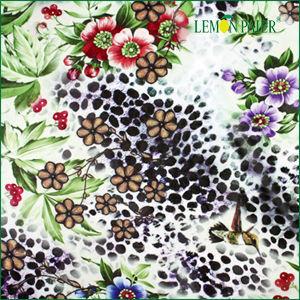 Lemopaier Custom Printed Silk Fabric
