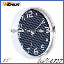 High quality round wall clock home decor