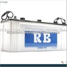 High Quality 140 AH High Capacity 12V Car Battery