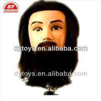 ICTI certificated custom make plastic plastic men doll heads crafts