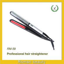korean hair straightening brand flat iron hair straightener