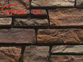 Panel de piedra de imitación, la pared exterior de piedra del azulejo