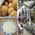 10 toneladas de harina de papa de la producción de la planta& de alto grado de harina seca