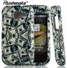 US Dollar Design Cover For Samsung Transform M920 Hard Glossy Slide Phone Case